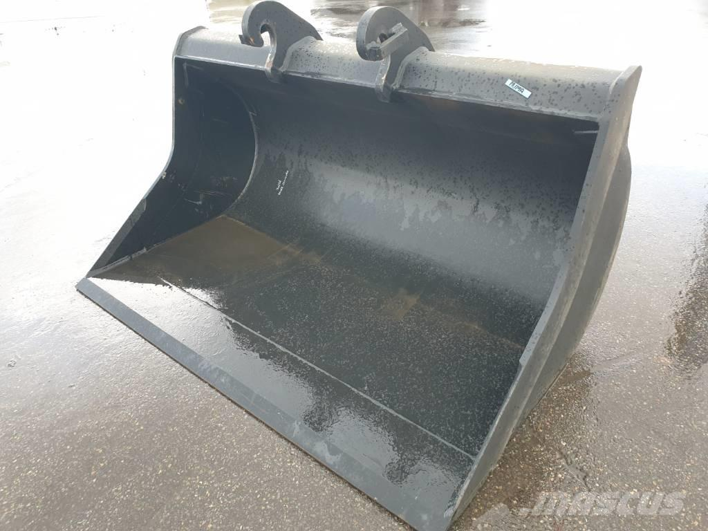 Saes Excavator Ditch Cleaning Bucket CW40, 220cm