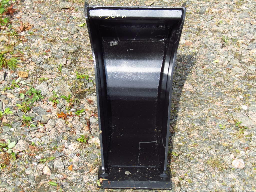 [Other] Kaapelikauha 250mm Kärsä ilman sovitetta, 2-3tn ko