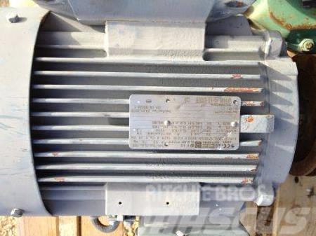 VEM Moteur électrique 7,5 kW
