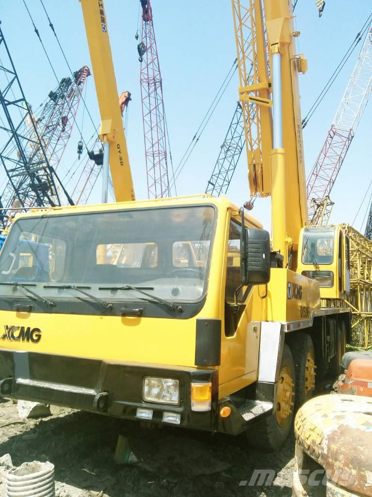XCMG QY50K-II_all terrain cranes Year of Mnftr: 2012  Pre
