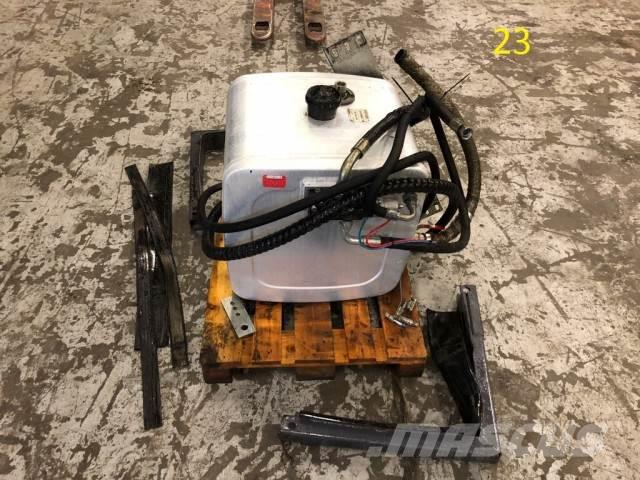 [Other] Afhymat 210 Liter Tank and Hydraulic hoses