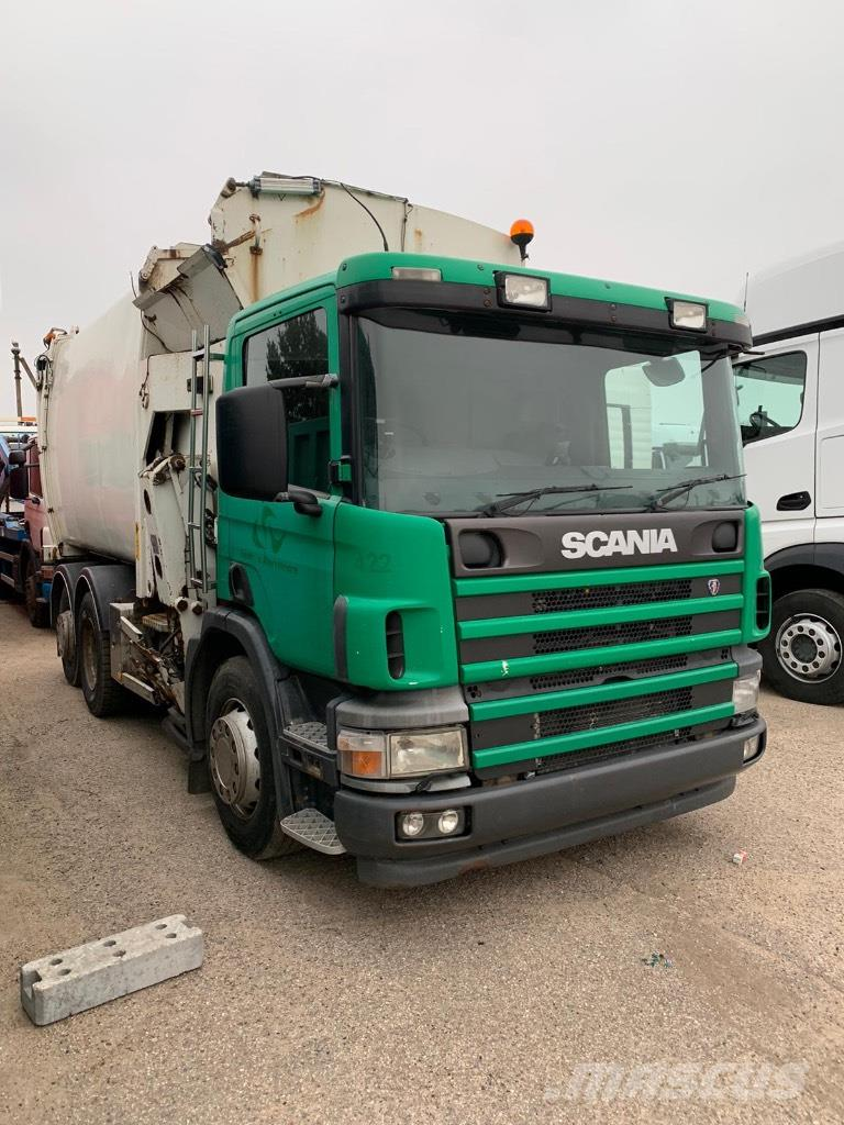 Scania P 94 DB 260