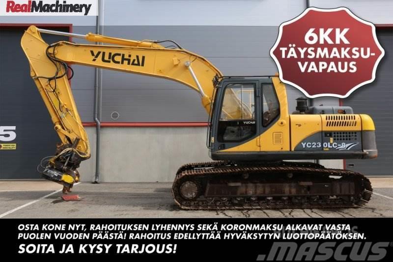 Yuchai YC230LC-8