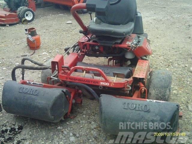 Toro rm3100 d mower occasion prix 5 686 tondeuses mont es toro rm3100 d mower vendre - Tondeuse toro prix ...