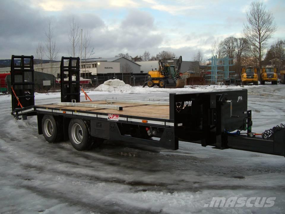 JPM Trailers Commercial Tandem Low Loader