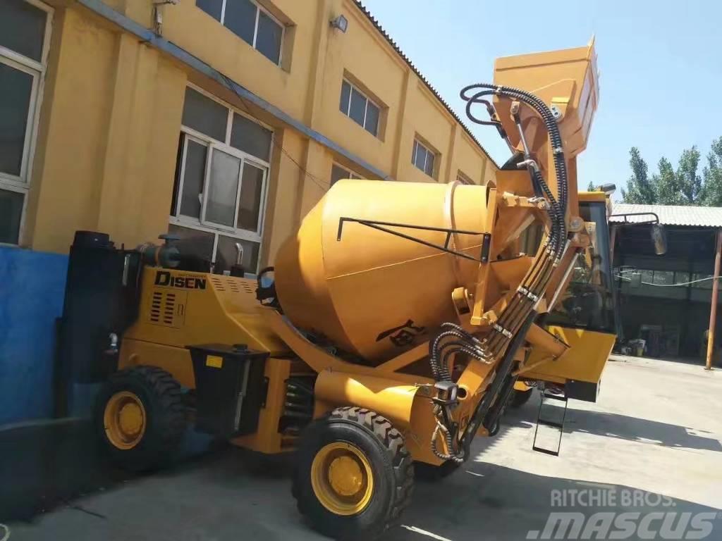Disenwang DZJC- Concrete mixer 0.5