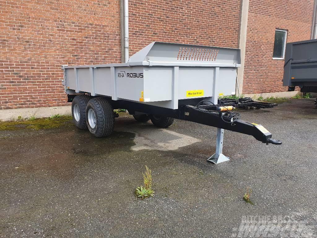 Robus Dumpervagn 8 Ton R 800 NY
