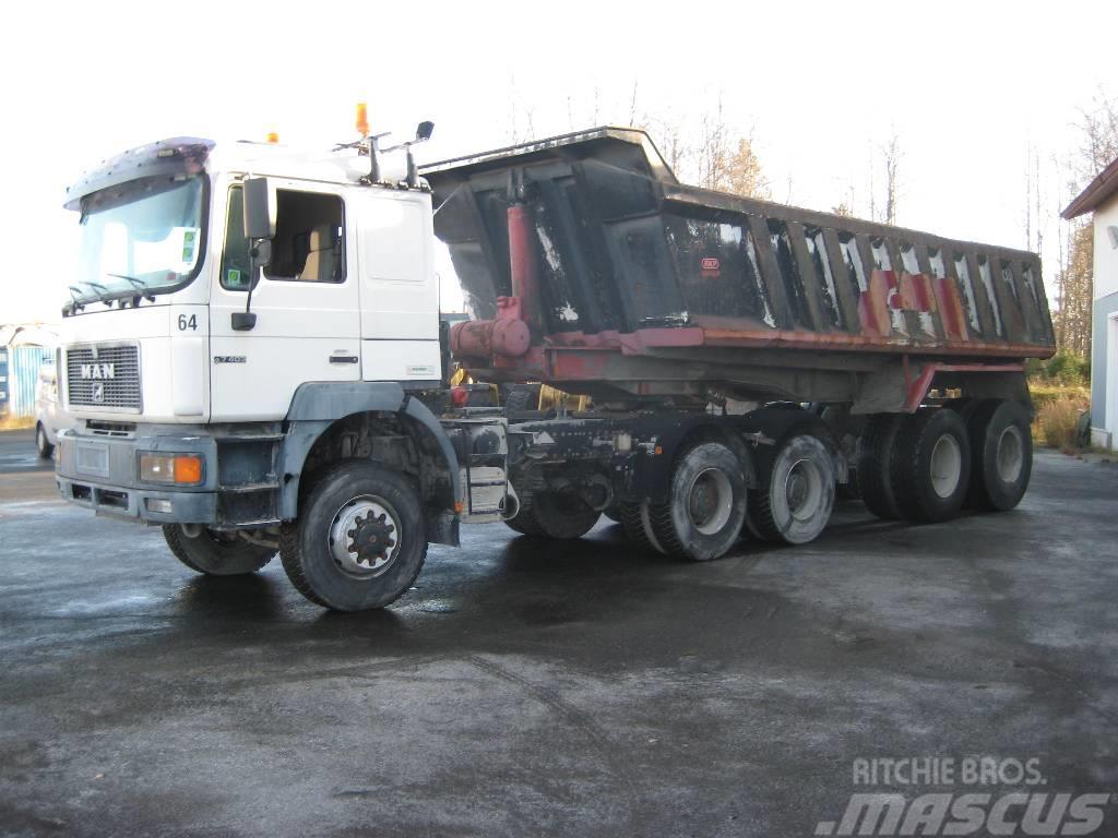 [Other] FOCO RKP Volyme Heavy Duty 40m3, 60tonn, 3pc´s!!