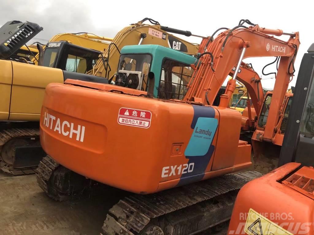 Hitachi EX120-3  EX120-5履带式挖掘机