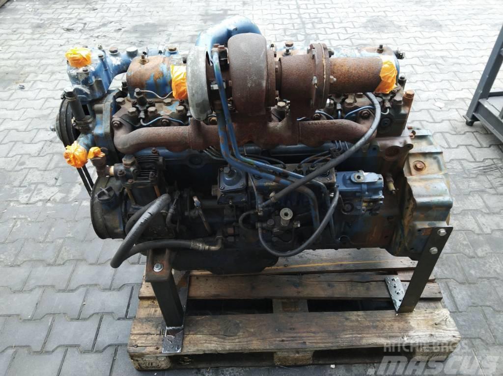 Allison 6- Cylindrowy Turbo 836322165 Engine w
