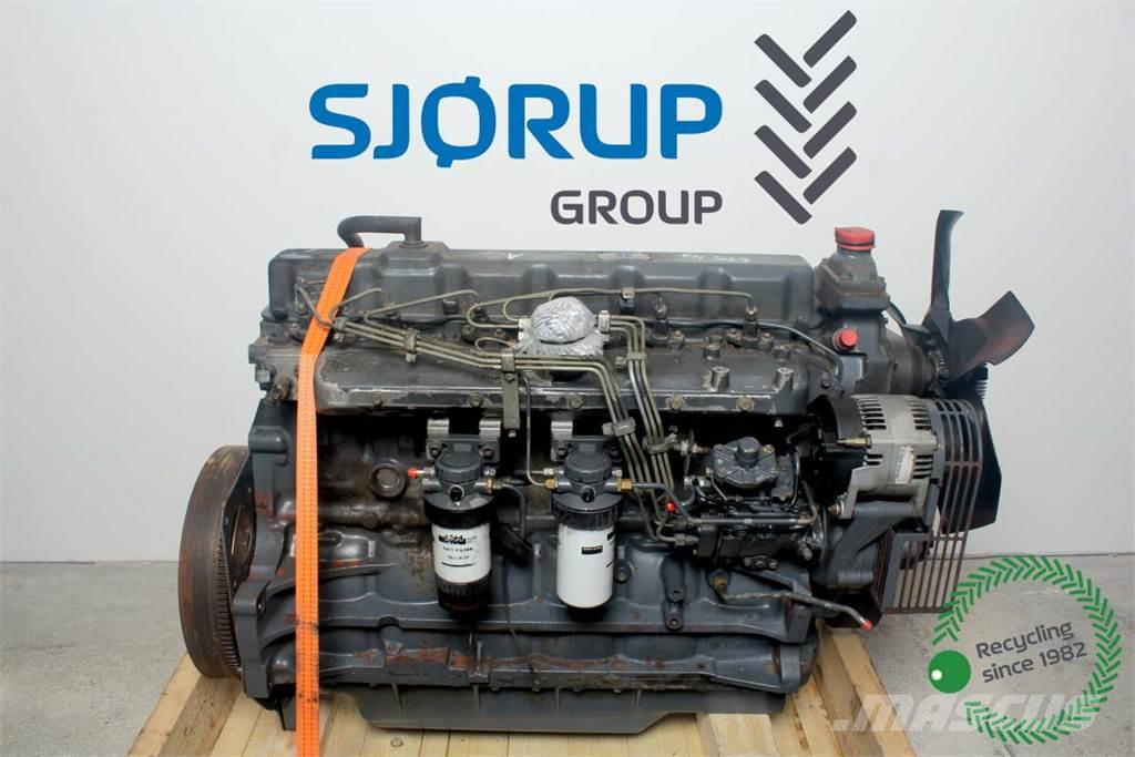 Ford 8160 Engine