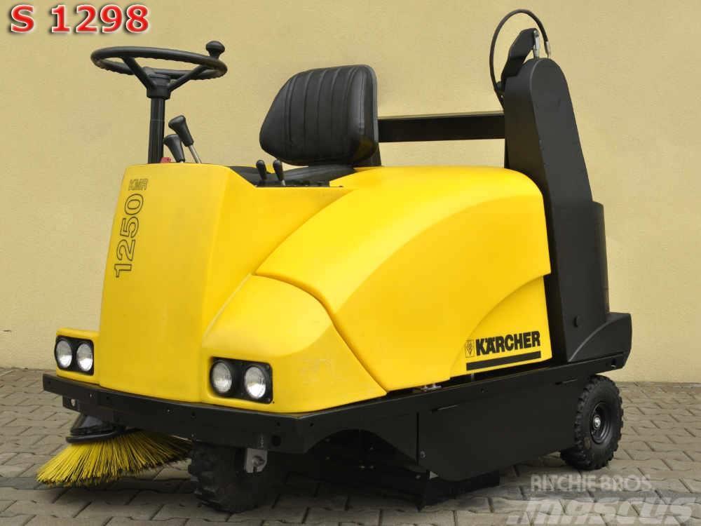 [Other] Sweepmaster KARCHER KMR 1250 BAT