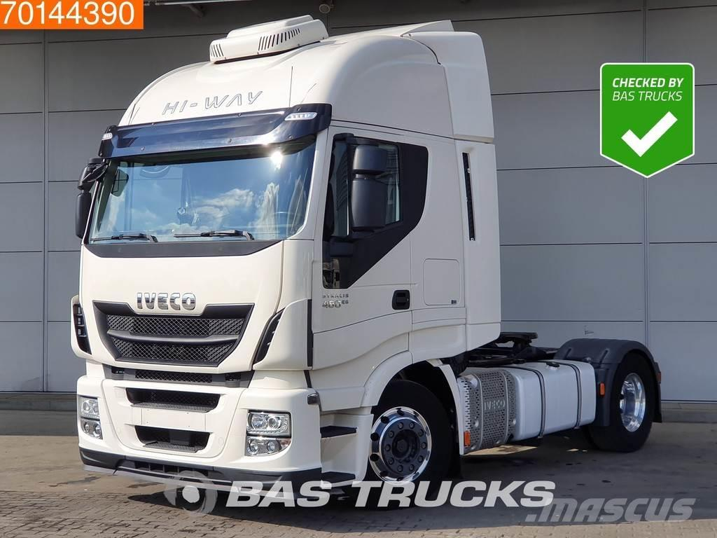 Iveco Stralis 480 4X2 Hi-Way Intarder ACC Standklima Eur