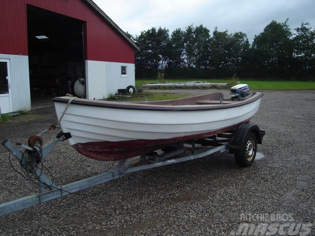 [Other] Båd påhængsmotor