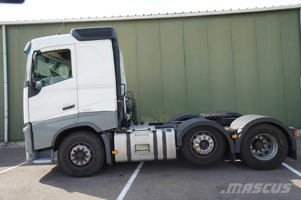 Volvo FH 420 6X2 ADR EURO 6