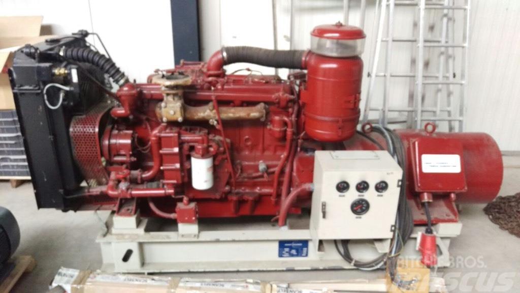 Iveco Fiat AvK Engine