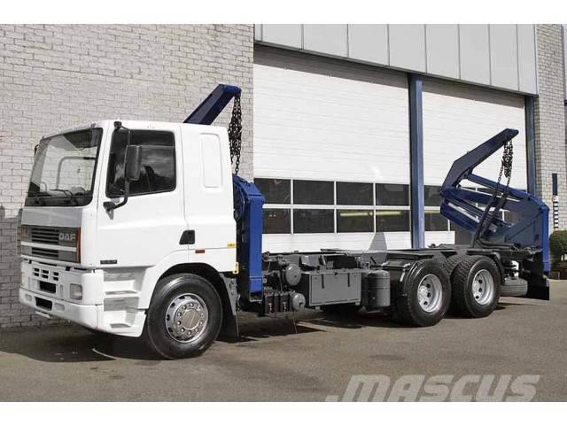 DAF 85 6X2 CONTAINER SIDE LOADER