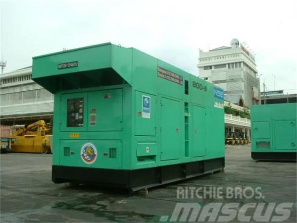 nippon sharyo s12a2 pta baujahr 2008 sonstige generatoren gebraucht kaufen und verkaufen bei. Black Bedroom Furniture Sets. Home Design Ideas