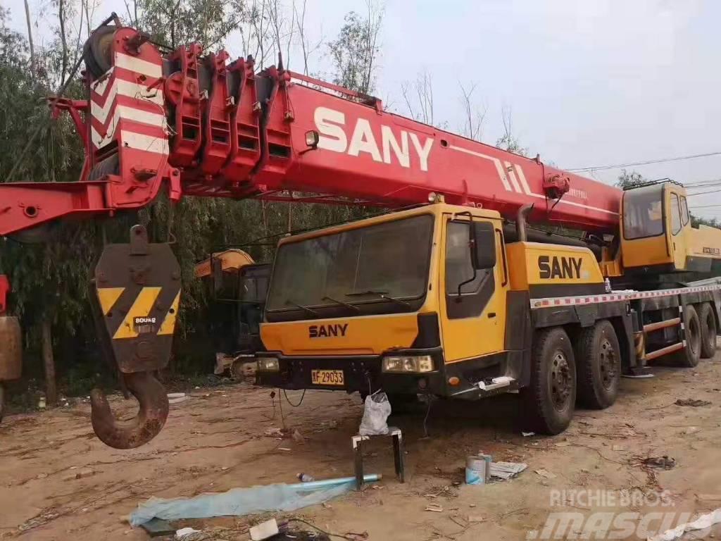 Sany STC750