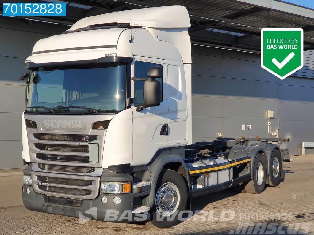 Scania R450 6X2 Retarder ACC Liftachse LDWS