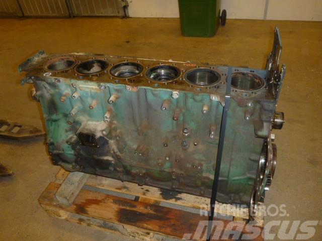 Volvo FH D13C motorblock EU5