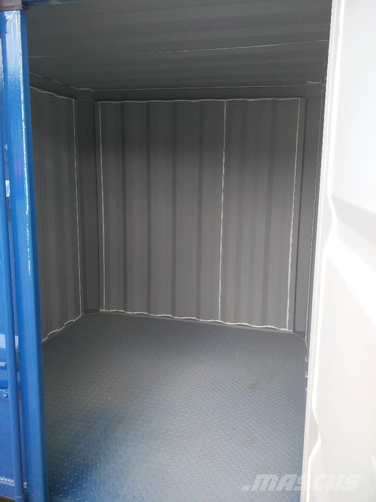 Miljö Container 8-22 Fot, 2017, Specialcontainers