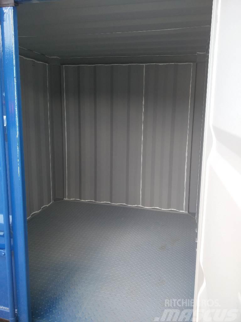 Milj container 8 22 fot occasion prix 1 456 ann e d for Prix container vide