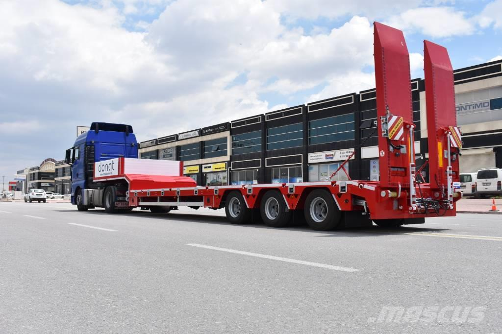 [Other] DONAT Lowbed Semi Trailer