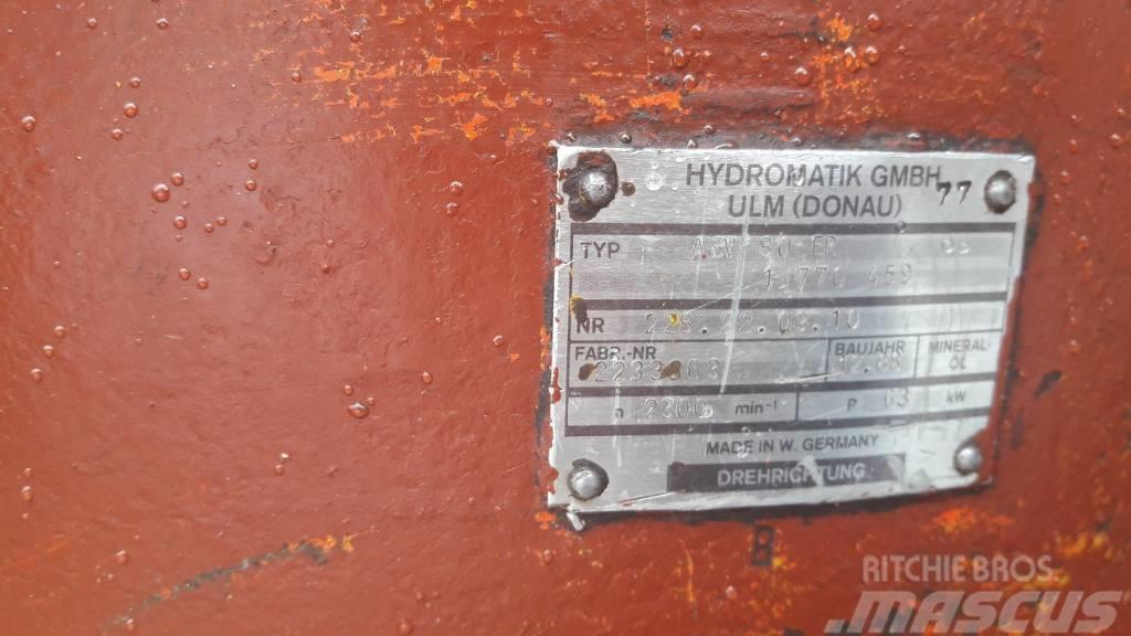 Hydromatik A 8V 80EP