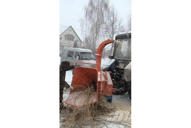 [Other] Belagromash Woodchipper  ID-150