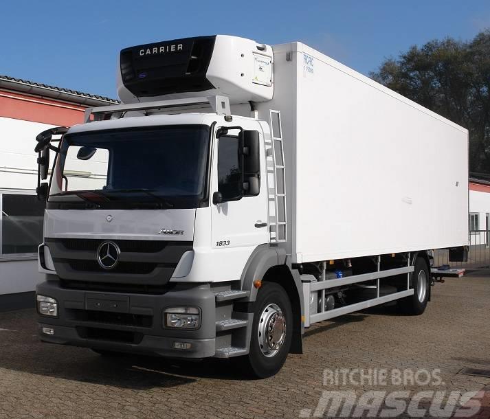 Mercedes-Benz Axor 1833 TKK 8,90m CS950MT ATP11/20  Klima TÜV !