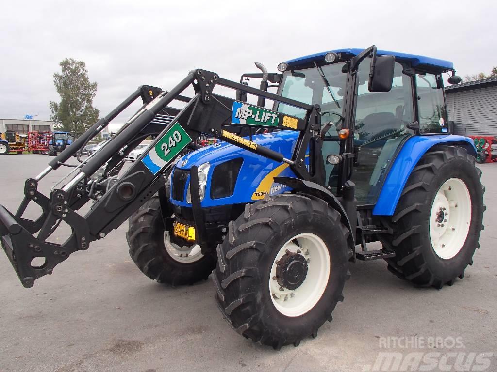 New Holland T5060 EDC