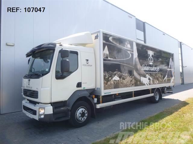 Volvo FL240 4X2 BOX EURO 5