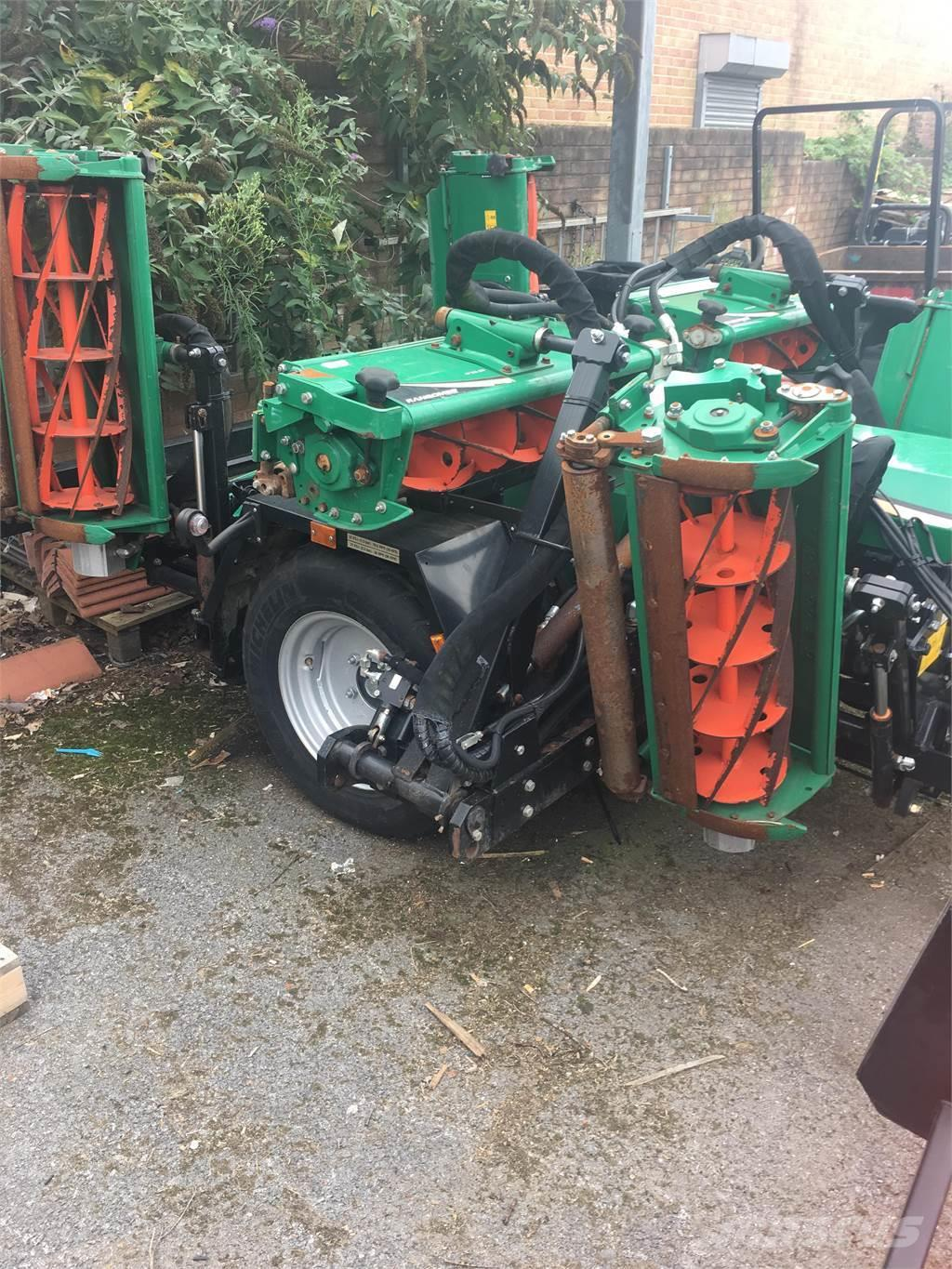 Ransomes TG4650 Trailed Mower