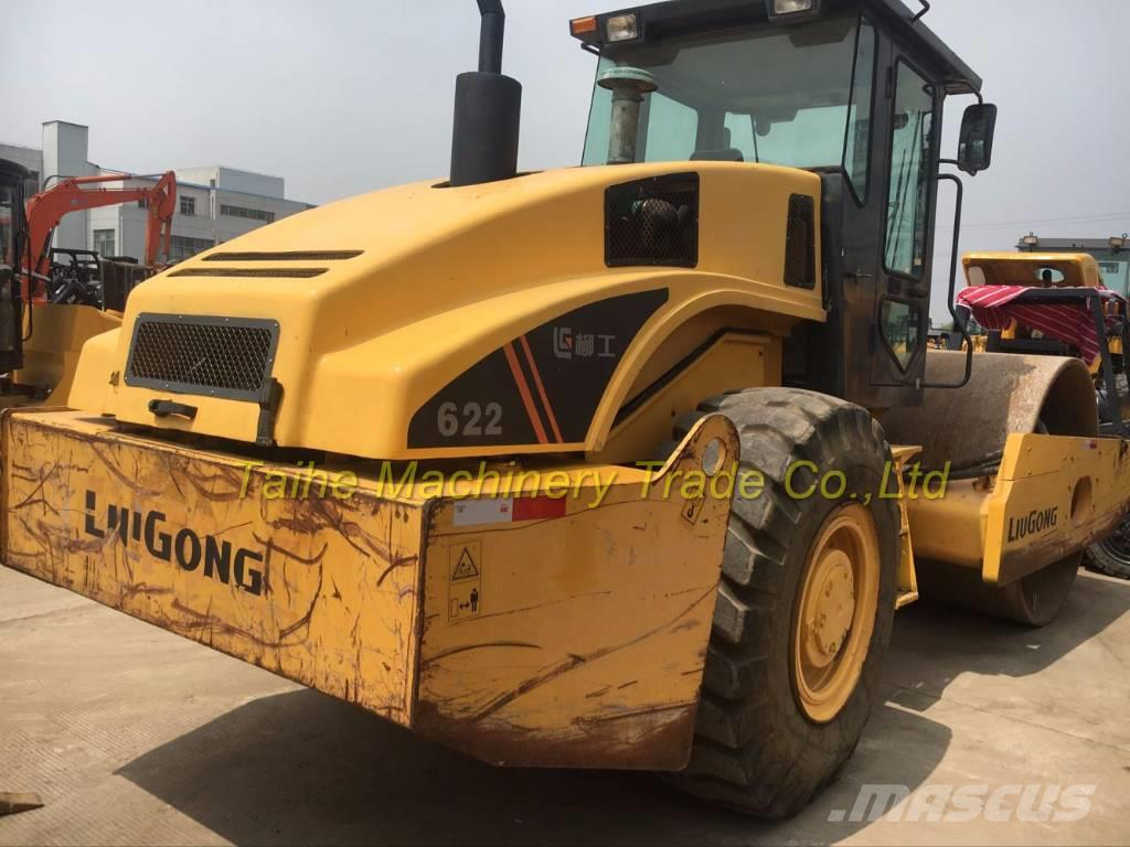 Liugong 622 road roller for sale