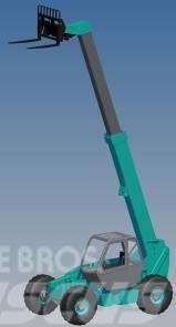 [Other] 山河智能伸缩臂叉装车SWTH3509
