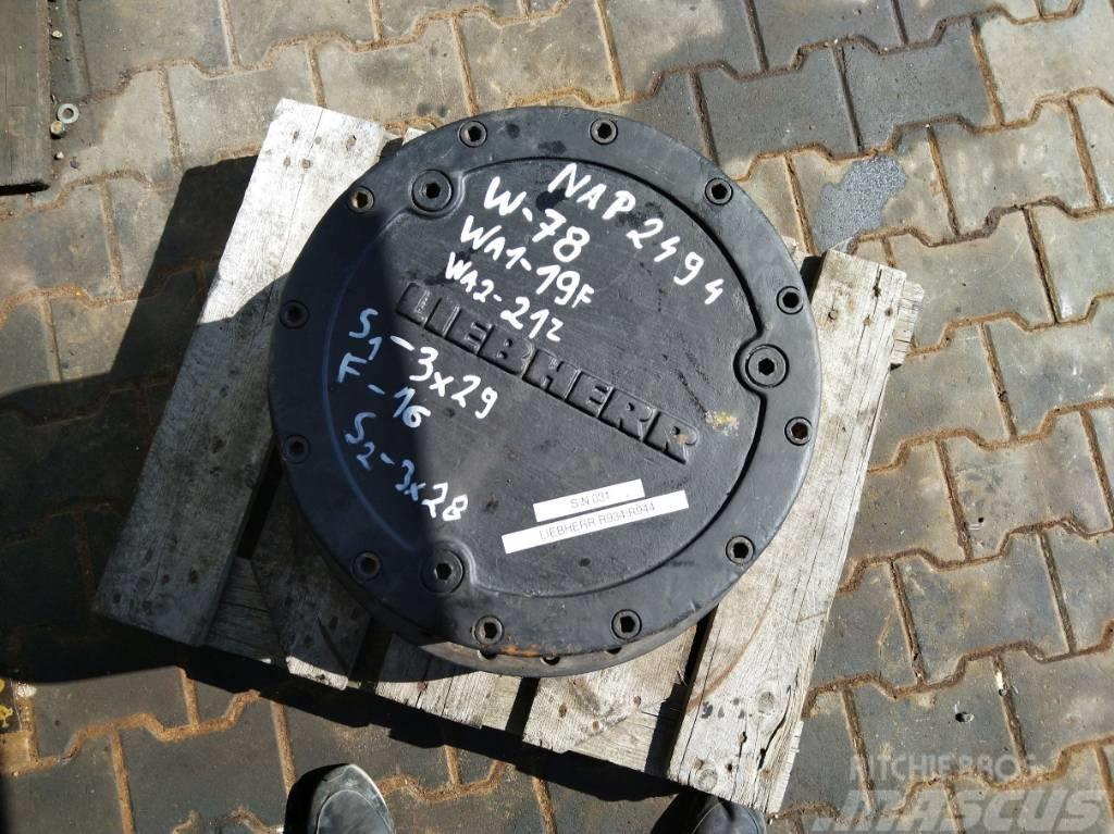 Liebherr final drive achsantrieb Axle achse R934/R944 [W-78