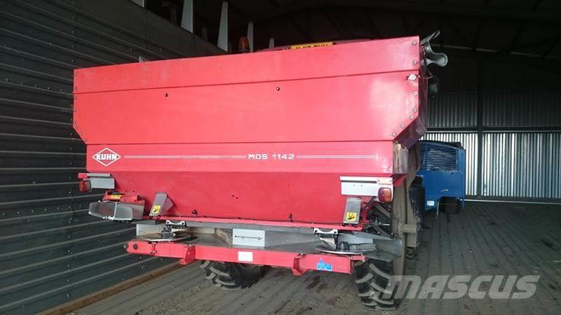 Kuhn MDS 1142 Fertiliser spreader