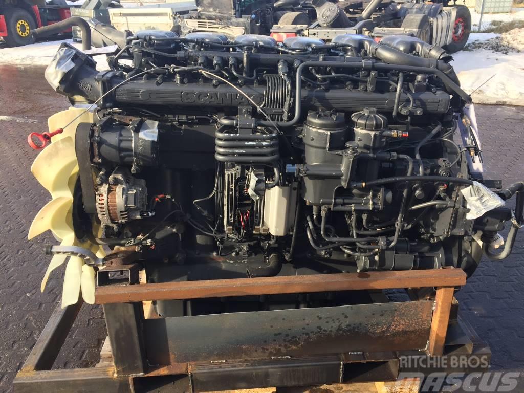 scania dc13115 410 hp xpi euro 6 baujahr 2013 motoren. Black Bedroom Furniture Sets. Home Design Ideas