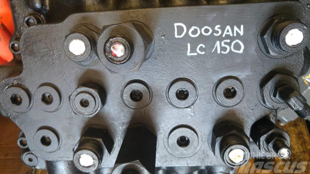 Doosan LC150 Rozdzielacz Control Valve