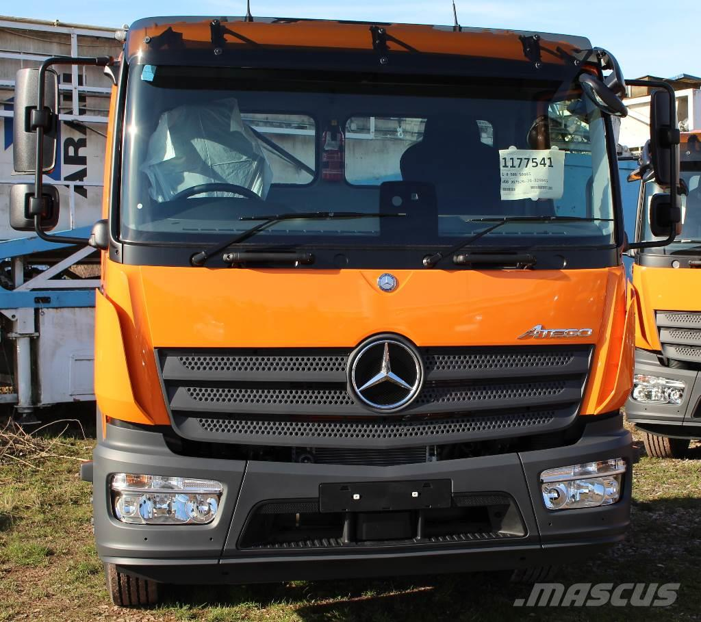 Mercedes-Benz Atego 1524 LKO Euro 6 Roadsweeper Chassis