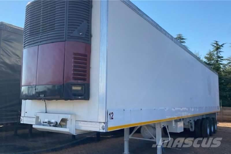 [Other] Ice Cold Bodies 28 Pallet Tri Axle Refrigerator Tr