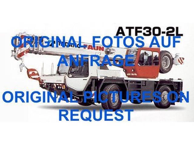 Faun ATF 30-2L / Retader