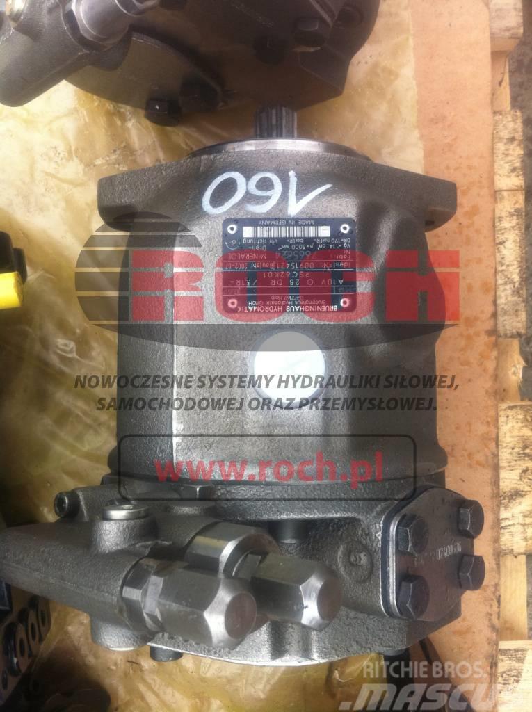 Hydromatik Pompa Pump A10V028
