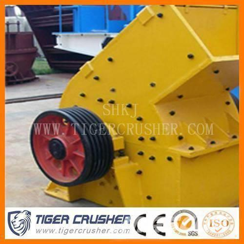 Tigercrusher Glass Crusher, Hammer Crusher