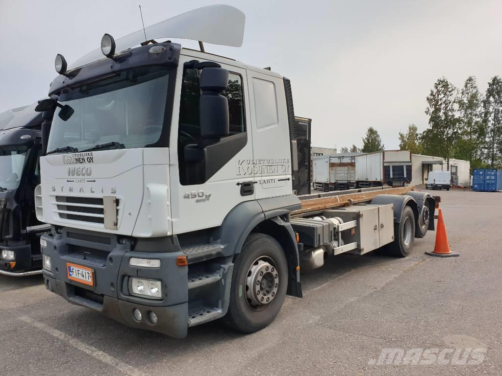 Iveco Stralis AT26045 6X2