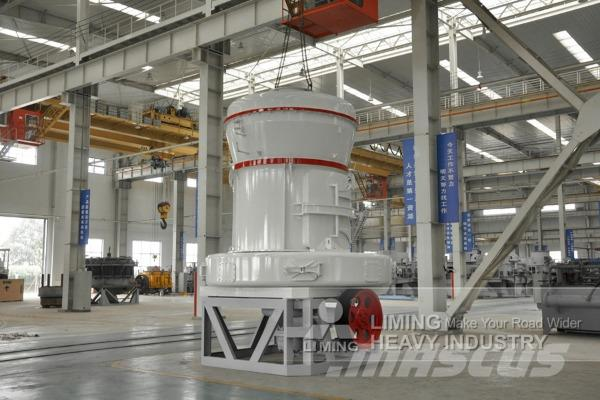 Liming MTW138 molino trapecio europeo Bauma China