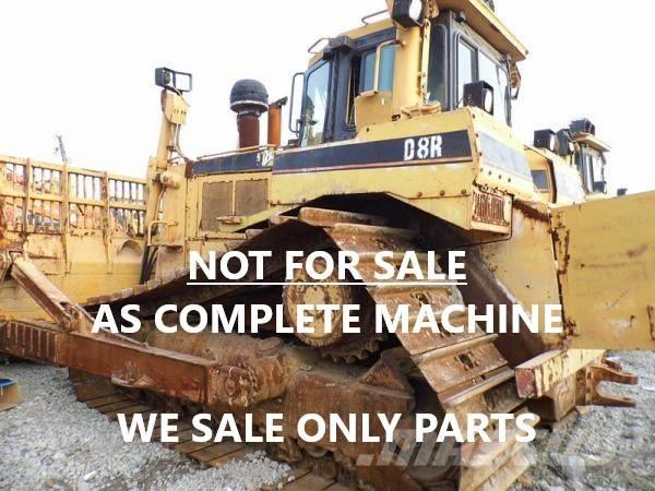 Caterpillar BULLDOZER D8R ONLY FOR PARTS