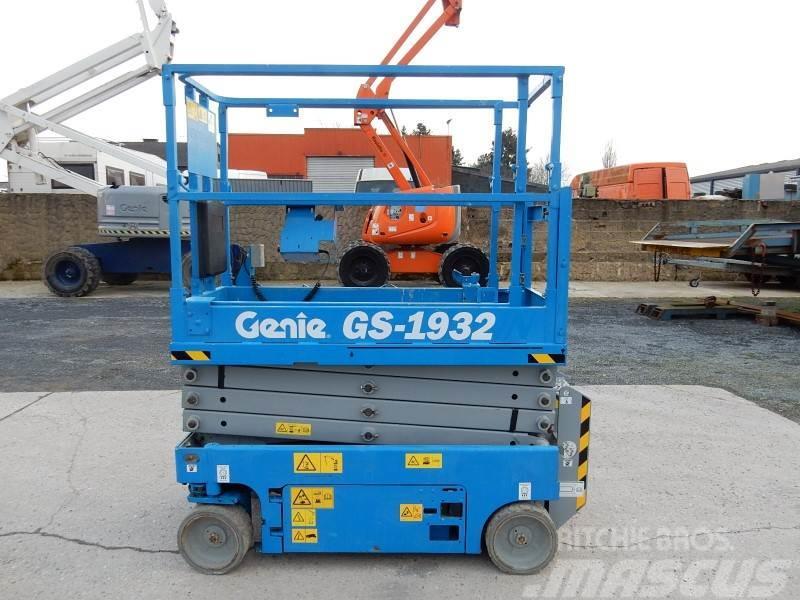 Genie GS1932 elektro 7.79m