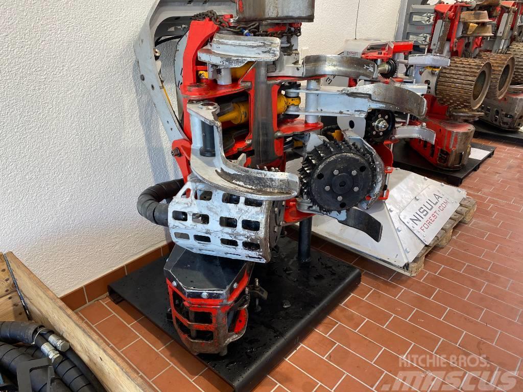 Nisula 555H - Vorführmaschine